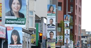 Irish elections