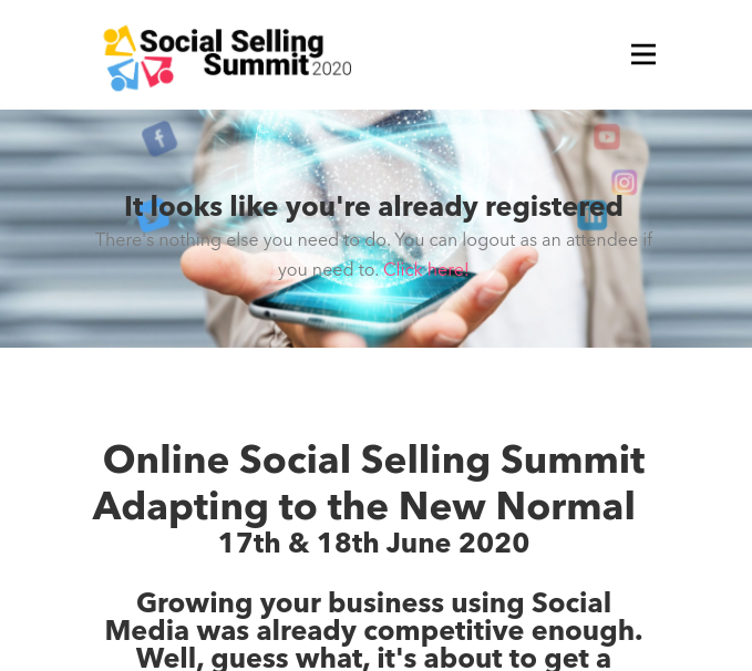 Social Selling Summit